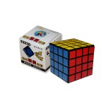 ShengShou 4x4x4 v5, negru