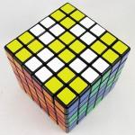 ShengShou 6x6x6 - amestecat 3