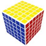 ShengShou 6x6x6, alb