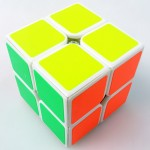 MoYu LingPo 2x2x2, alb