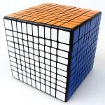 ShengShou 10x10x10 rezolvat