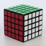 YuXin 5x5x5, negru