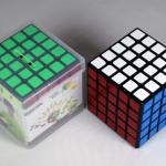 Yuxin 5x5x5, negru - in cutie & fara cutie