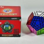 SS Gigaminx, negru + cutie