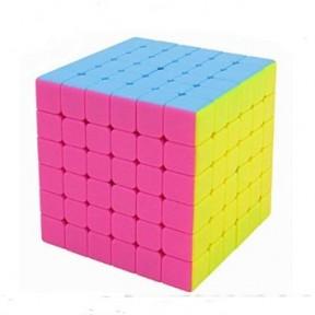 AoShi 6x6x6 rezolvat
