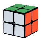 YJ GuanPo 2x2x2, negru