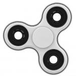 Fidget Spinner, alb