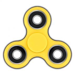 Fidget Spinner, galben