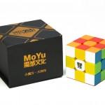 Moyu WeiLong GTS2M, color + cutia acestuia