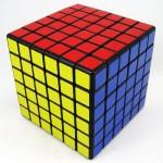 ShengShou 6x6x6, negru