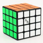 QiYi WuQue 4x4x4, negru