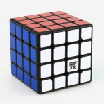 MoYu AoSu 4x4x4 GTS M (Magnetic), negru