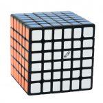 QiYi WuHua 6x6x6, negru
