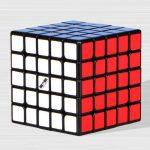 QiYi WuShuang 5x5x5, negru