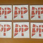 Domnu Puzzle, set stickere