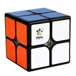 YuXin Little Magic 2x2x2, negru