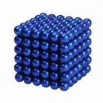 Bile Magnetice, albastre
