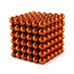 Bile Magnetice, portocalii
