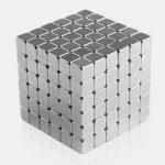 Cubulețe Magnetice, 216 bucăți